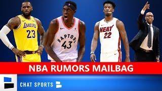NBA Rumors Mailbag: Sam Cassell 2021 Head Coach? Lakers vs Raptors In Finals? Heat Title Contenders?