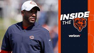 Desai's vision for the defense | Chicago Bears