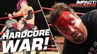 Ace Austin Gets EXTREME vs Tommy Dreamer in No DQ Main Event! | IMPACT! Highlights Feb 4, 2020