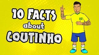 10 facts about Philippe Coutinho you NEED to know!  Onefootball x 442oons
