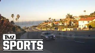 Tiger Woods Badly Injured In Car Crash, Seen Speeding from Hotel Minutes Before Accident  TMZ Sports