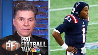 Cam Newton making the most with what Patriots give him | Pro Football Talk | NBC Sports