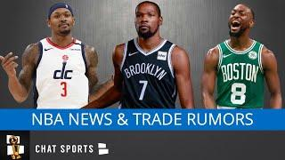 NBA Trade Rumors On Bradley Beal & Kemba Walker + Kevin Durant News & Paul Millsap Free Agency