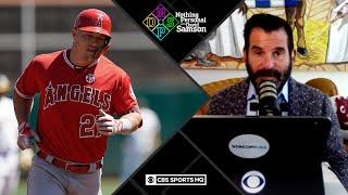 MLB IS COMING BACK or is it? | Nothing Personal with David Samson