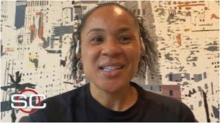 Dawn Staley talks preparation for athletes return to campus & Peloton All-Star Ride race | SC