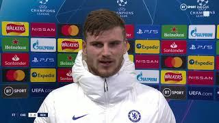 """I hope I can continue!"" Timo Werner on being Chelsea's penalty taker 