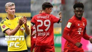 Erling Haaland, Kai Havertz, or Alphonso Davies: Who'd you rather build a team around? | Extra Time