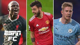 Is the Premier League now a three-horse race between Liverpool, Man United and Man City?   ESPN FC