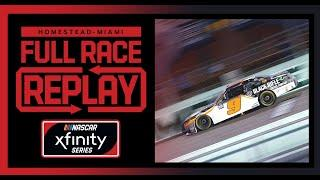Contender Boats 250 at Homestead Miami Speedway | NASCAR Xfinity Series Full Race Replay