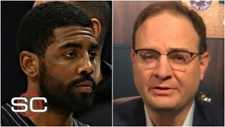 Woj on Kyrie Irving possibly violating COVID-19 protocols: 'The NBA won't have much empathy'   SC