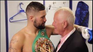 'I NEVER THOUGHT I WOULD SEE THIS' -ADMITS BARRY HEARN TO TONY BELLEW AFTER HE DESTROYS MAKABU -2016