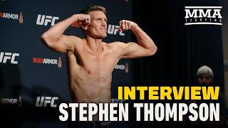 Stephen Thompson Not Buying Nick Diaz's Return, Sends NMF Callout To Leon Edwards - MMA Fighting