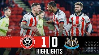 Sheffield United 1-0 Newcastle United | Premier League Highlights | FIRST PL WIN OF THE SEASON.