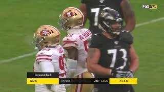 NFL 2019-20  Week 13   49ers -- Ravens     Condensed Game