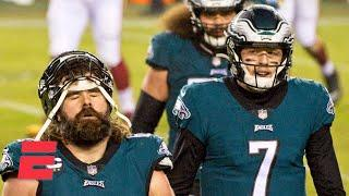 'Nobody liked' Doug Pederson putting Nate Sudfeld in the game, Eagles RB Miles Sanders says | KJZ