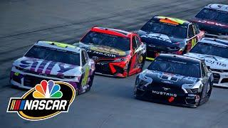 NASCAR Cup Series Drydene 311 II | EXTENDED HIGHLIGHTS | 8/23/20 | Motorsports on NBC
