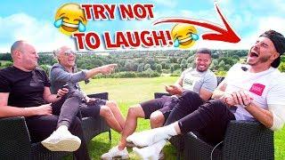 TRY NOT TO LAUGH CHALLENGE!  FT. JIMMY BULLARD & TUBES!
