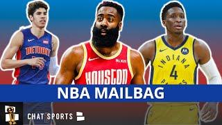 NBA Trade Rumors On James Harden, Rudy Gobert & Victor Oladipo + 2020 NBA Draft Rumors | Mailbag