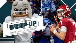 College Football Week 5: You cannot throw deuces and get tackled from behind   The Wrap-Up