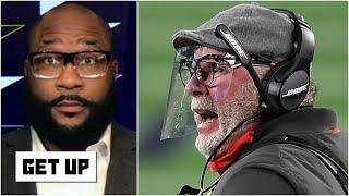 'I was furious' that Bruce Arians called out Tom Brady after the Bucs' loss - Marcus Spears | Get Up