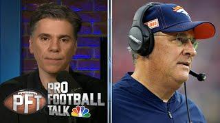 Broncos coach Vic Fangio apologizes for comments on racism in NFL | Pro Football Talk | NBC Sports