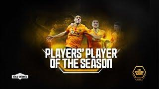 Raul Jimenez named Players' Player of the Season | His teammates have their say