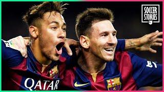 The reason why reforming the Messi/Neymar duo is an amazing idea | Oh My Goal