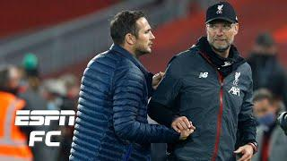 Was Chelsea boss Frank Lampard out of line for his outburst at Liverpool's Jurgen Klopp?   ESPN FC