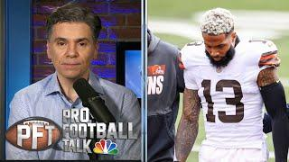 What's next for Odell Beckham Jr.'s career after tearing ACL? | Pro Football Talk | NBC Sports