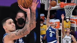 New Look Kuz: How Kyle Kuzma Changed His Entire Game With A Little Advice From LeBron James