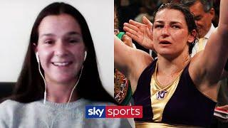 Terri Harper reveals how she thinks she would fare against Katie Taylor | Doing The Rounds
