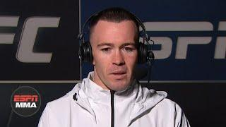 'You're going to see the best Colby Covington 2.0 on Saturday night' - Colby Covington | ESPN MMA