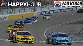 Relive Las Vegas in 52 minutes: Happy Hour | NASCAR Cup Series at Las Vegas Motor Speedway