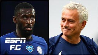 Could Chelsea's Antonio Rudiger join Jose Mourinho at Tottenham Hotspur? | ESPN FC