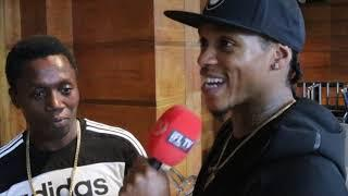 'YES MEN? - WHAT YOU TALKING ABOUT?' -TUNDE AJAYI / REVEALS CONVERSATION w/ DILLIAN WHYTE AFTER LOSS