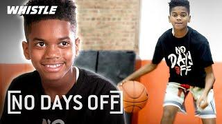 13-Year-Old Hoops Prodigy Magic Mel Is A PROBLEM