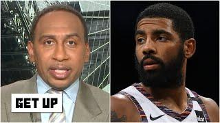 Stephen A. reacts to Kyrie Irving calling for NBA players to sit out the rest of the season | Get Up