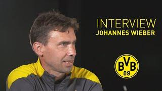 Interview with fitness coach Johannes Wieber