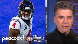 Deshaun Watson denies allegations in lawsuit | Pro Football Talk | NBC Sports