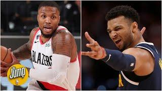 2021 All-Star odds: Will Damian Lillard and Jamal Murray make the team in the West?   The Jump