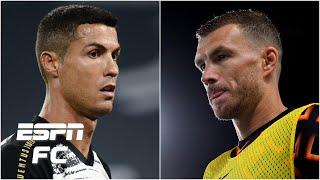 Cristiano Ronaldo can't always play up top on his own, Juventus need Edin Dzeko - Laurens | ESPN FC