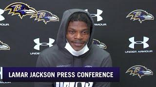 Lamar Jackson: Cam Newton Is Superman | Baltimore Ravens