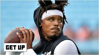 How will Cam Newton change the Patriots' offense? | Get Up