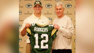 Ted Thompson Recalls The Day He Drafted Aaron Rodgers