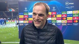 """""""Somehow We Were Like...You Could Feel It."""" Thomas Tuchel On Another Chelsea Masterclass v Man City"""