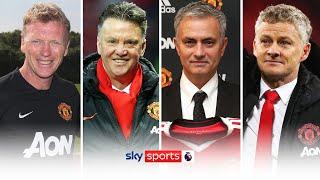 Who has been Manchester United's best manager since Sir Alex Ferguson?   Pitch to Post Podcast