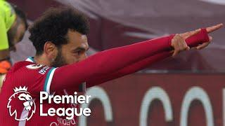 Mohamed Salah opens the scoring for Liverpool against Wolves   Premier League   NBC Sports
