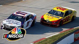 Coke Family Racing Highlights from Xfinity 500 at Martinsville | Motorsports on NBC