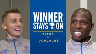 DIGNE V DOUCOURE | WINNER STAYS ON SERIES 2 EPISODE 1 - THANKSGIVING SPECIAL!