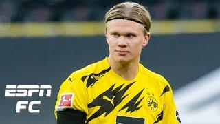 2021 PREDICTIONS! Will Erling Haaland leave Borussia Dortmund for Real Madrid? | ESPN FC